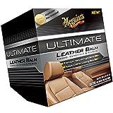 Meguiar's G18905 Ultimate Leather Balm, 5.64 oz.