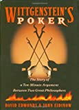 Wittgenstein's Poker, David Edmonds and John Eidinow, 0066212448