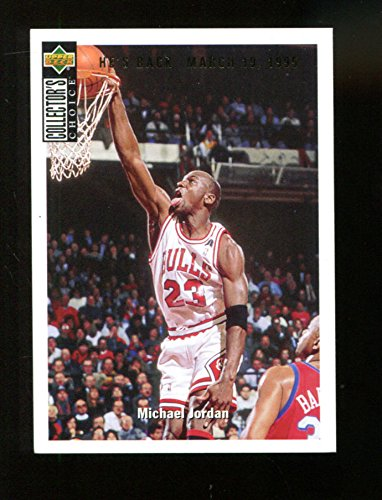 Michael Jordan 1994 95 Upper Deck Collectors Choice #240