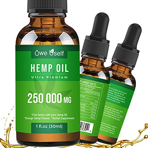 Hemp Oil 250 000