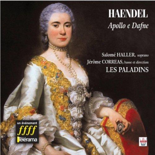 Apollo e Dafne, Sérénade pour soprano, basse & orchestre, Hwv 122: Récitativo Ah ! ch'un dio non dovrébbe... (Correas Ch compare prices)