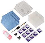 Visioneer VA/S500-X3115 Maint Kit Strobe 500/DM3115 Scanners. Includes Cleaning Solution, Dry Cloths, Pr