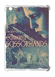 Edward Scissorhands movie poster iPad mini - iPad mini 2 plastic case