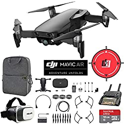Image of the product DJI Mavic Air Onyx Black that is listed on the catalogue brand of DJI.