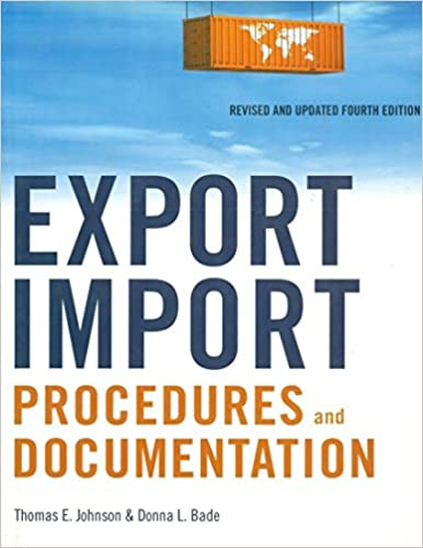 Buy Export/Import Procedures and Documentation Book Online at Low