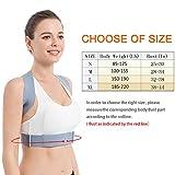 Posture Corrector for Women and Men, Upper Back
