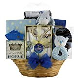 GreatArrivals Gift Baskets Welcome Home Baby, Boy