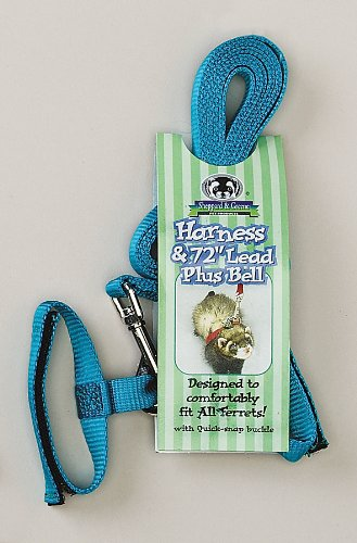 S&G FERRET HARNESS & LEAD SET