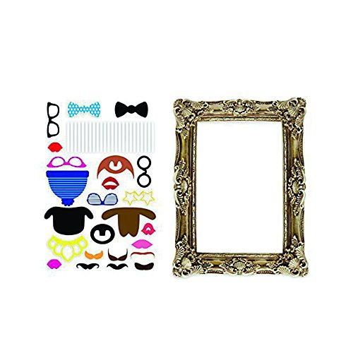 Amazon Fengirl 24 Piece Birthday Party Photo Booth Props And