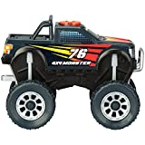 "Kid Galaxy Ford F150 Pickup Monster Truck (1 Piece), Black, 7"" x 5"" x 4"""