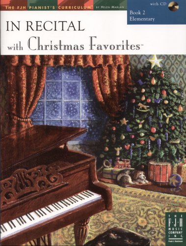 Price comparison product image In Recital Christmas Favorites,  Book 2