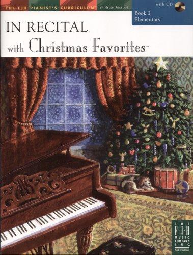In Recital Christmas Favorites, Book 2