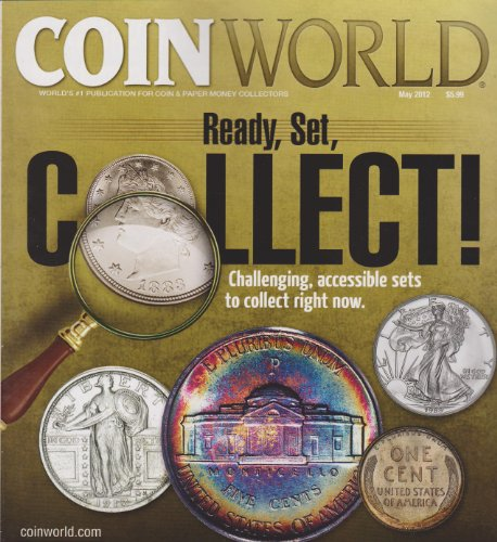 Coin World Magazine (May 2012)