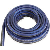 NVX Professional Grade OFC True Spec 8 Gauge Speaker Cable, 20 Ft (100% Oxygen-Free Copper) [XWS0820]