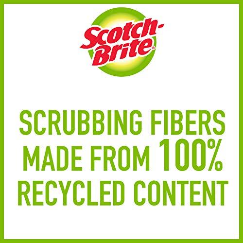 Scotch-Brite Non-Scratch Scrub Sponge, Cleaning Power for