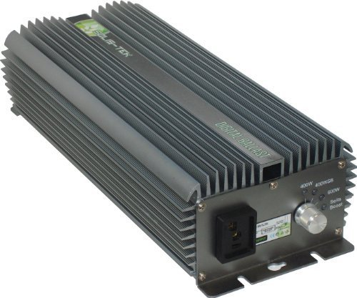 SolisTek 600W Digital Ballast by Solis Tek