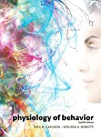 Physiology of Behavior, 12th Edition Front Cover
