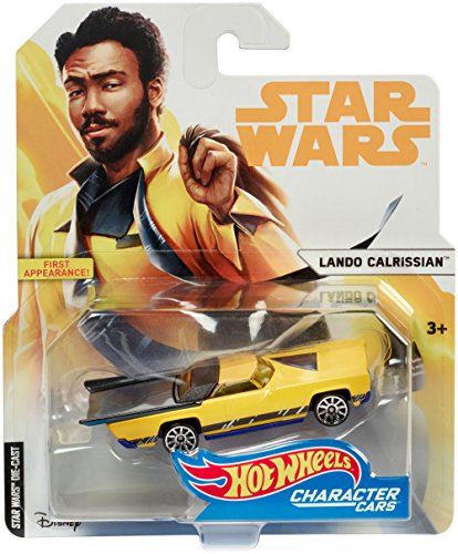 Hot Wheels Star Wars Lando Calrissian Vehicle