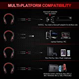 COLUSI Super Lightweight Gaming Headset Xbox One