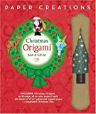 img - for Paper Creations: Christmas Origami Book & Gift Set book / textbook / text book