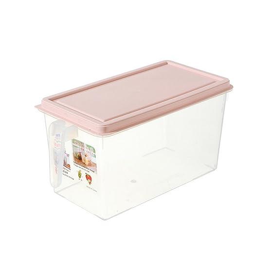 Creative sellado cajón nevera caja de almacenamiento de alimentos ...