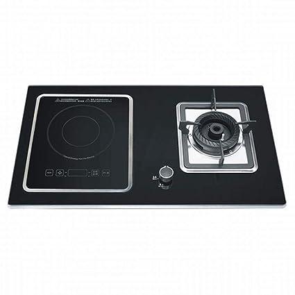 CN Gas-eléctrico de inducción de Doble propósito Cocina Estufa de Gas Estufa de Gas