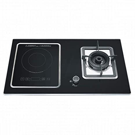 CN Gas-eléctrico de inducción de Doble propósito Cocina ...