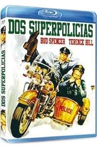 Dos Superpolicías [Blu-ray]