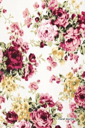 Floral Journal - Vintage Flower Bouquet: 6