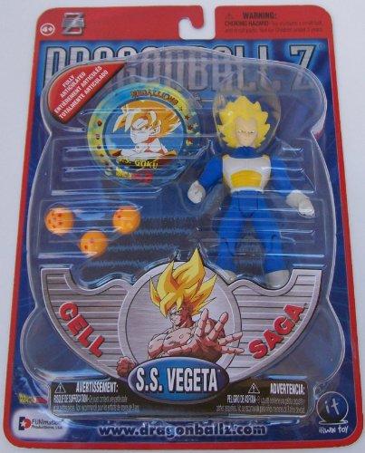 DragonBall Z Cell Saga S.S. Vegeta Irwin Toys