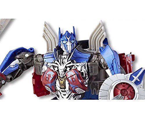 2017 SDCC HASBRO Transformers The Last Knight Optimus Prime Burning Rubber Ed. by Transformers (Image #3)