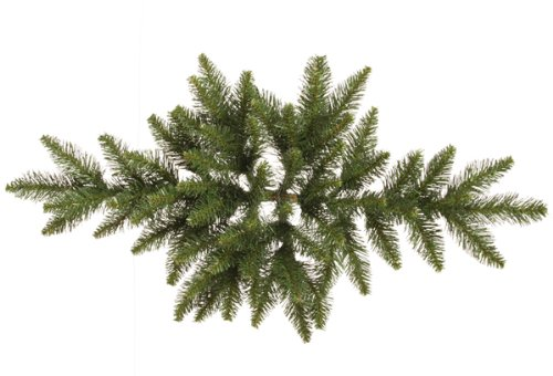 Vickerman Unlit Camdon Fir Artificial Christmas Swag, 32'' by Vickerman