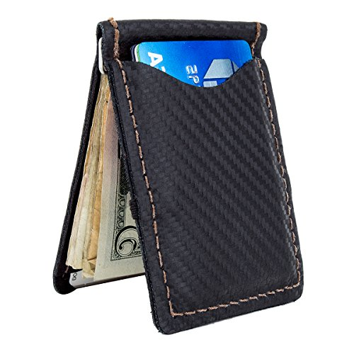 Lizard Skins Wallet Carbon Leather product image