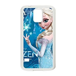 Happy Frozen unique Cell Phone Case for Samsung Galaxy S5