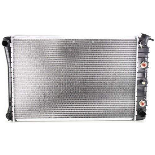 Radiator for GMC 1969-1988 26x17 core Aluminum Uni-fit