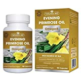 Natures Aid Organic Evening Primrose Oil 90 Vcaps - 6 Pack