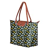 FOCO Printed Collection Repeat Logo High End Tote