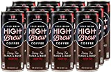 High Brew Cold Brew Coffee - Black & Bold, 8