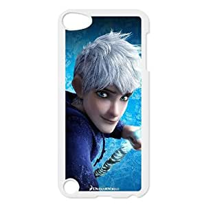 iPod Touch 5 Case White ac36 rise of the guardians jack frost dreamworks Ktpgb
