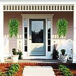 Artificial-Plants-Greenery-Boston-Fern-Persian-Rattan-Fake-Hanging-Plant-Ivy-Vine-Outdoor-UV-Resistant-Plastic-Plants-Vines-for-Safari-Jungle-Party-Decorations-Supplies-2-Pcs