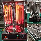 Electric Doner Kebab Machine Gyro Shawarma Grill