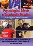 img - for Psychological Effects of Catastrophic Disasters: Group Approaches to Treatment by Joseph Rose (2006-04-07) book / textbook / text book