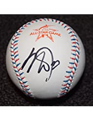 Mike Trout Baseball signed autographed 2017 ASG All-Star Game Baseball BAS COA #C34683