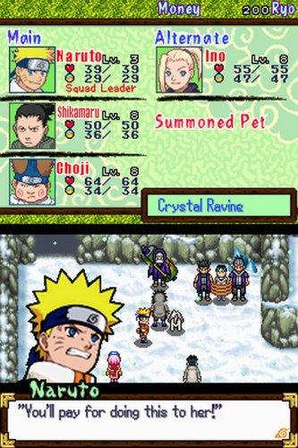 Amazon.com: Naruto: Path of the Ninja 2 - Nintendo DS ...