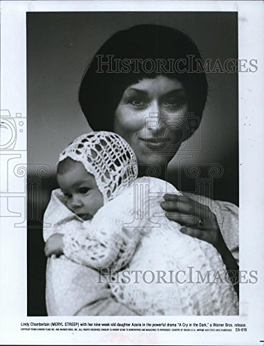 Vintage Photos 1988 Press Photo A Cry in The Dark Meryl Streep - cvp37441-10.5 x 8 in. - Historic Images