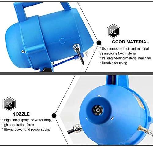4.5 L電気ULV噴霧器噴霧器、電気インテリジェントULV噴霧器噴霧器噴霧器、ファームオフィス産業用散水灌漑噴霧器ホームガーデン用品