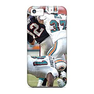 Ideal TimotB Case Cover For Iphone 5c(miami Dolphins), Protective Stylish Case