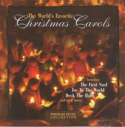 The World's Favorite Christmas Carols by Red Army Chorus (2003-10-07) (Moscow Christmas Boys Choir)
