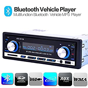kingtoys autoradio digital media receiver mit tooth. Black Bedroom Furniture Sets. Home Design Ideas