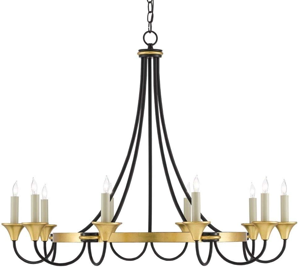 Currey Company Lighting Hanlon Chandelier Amazon Com